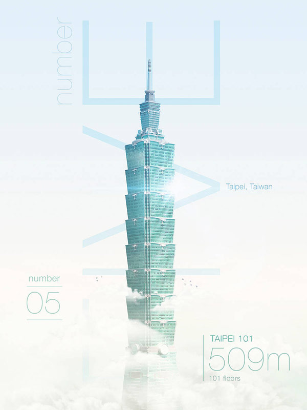 Something about Taipei 101 you don't know