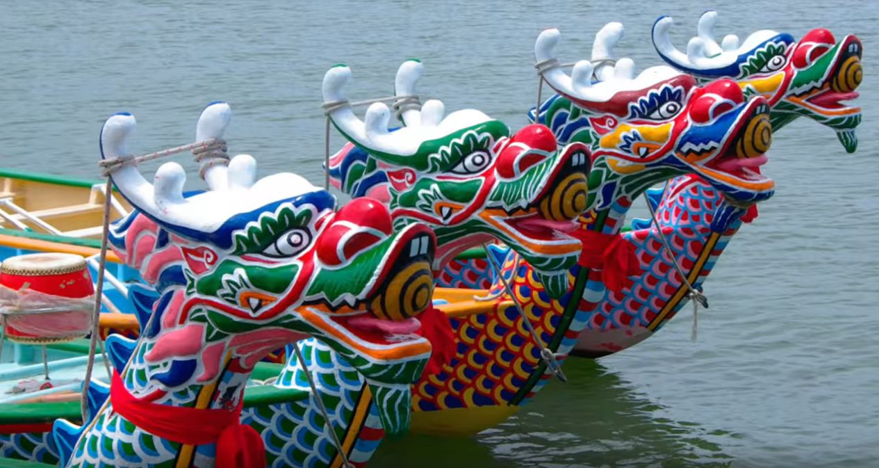 How Do People Celebrate Dragon Boat Festival in Taiwan?