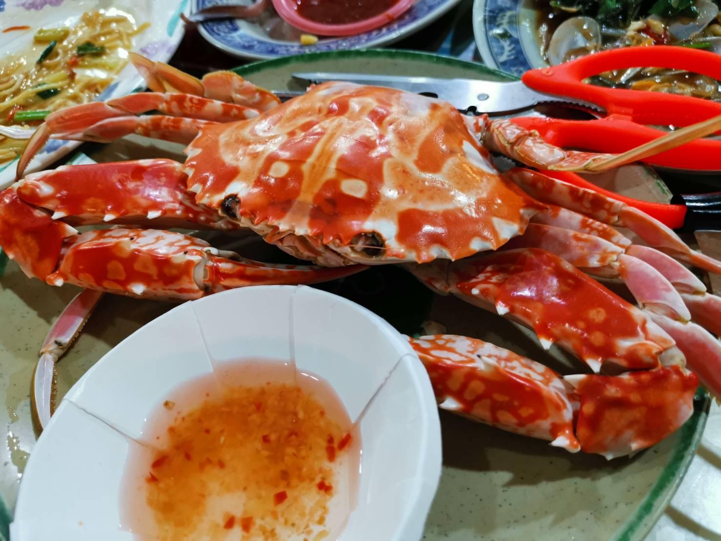 Yehliu to Guizhou – Seafood Delicacy