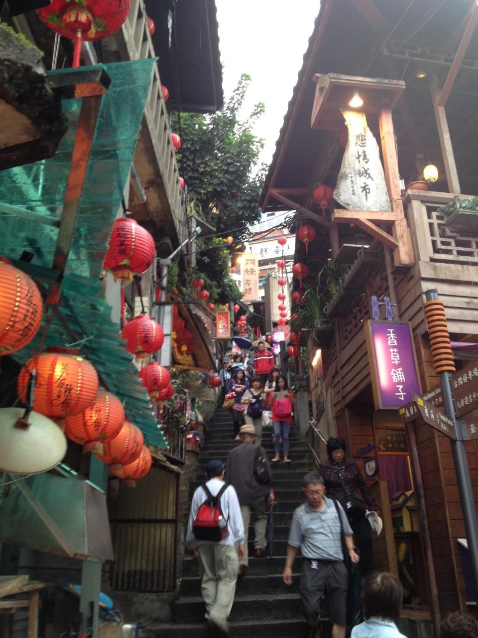 【Taipei Day Tour】Graduation trip to Jiufen