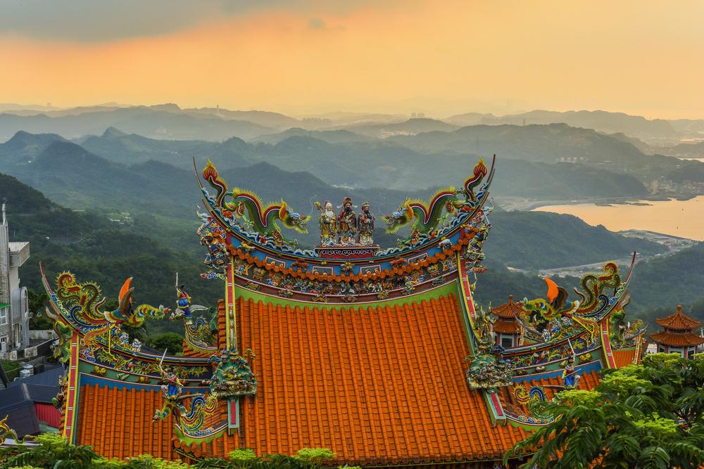 【Taipei Day Tour】Taiwan tour to Jiufen