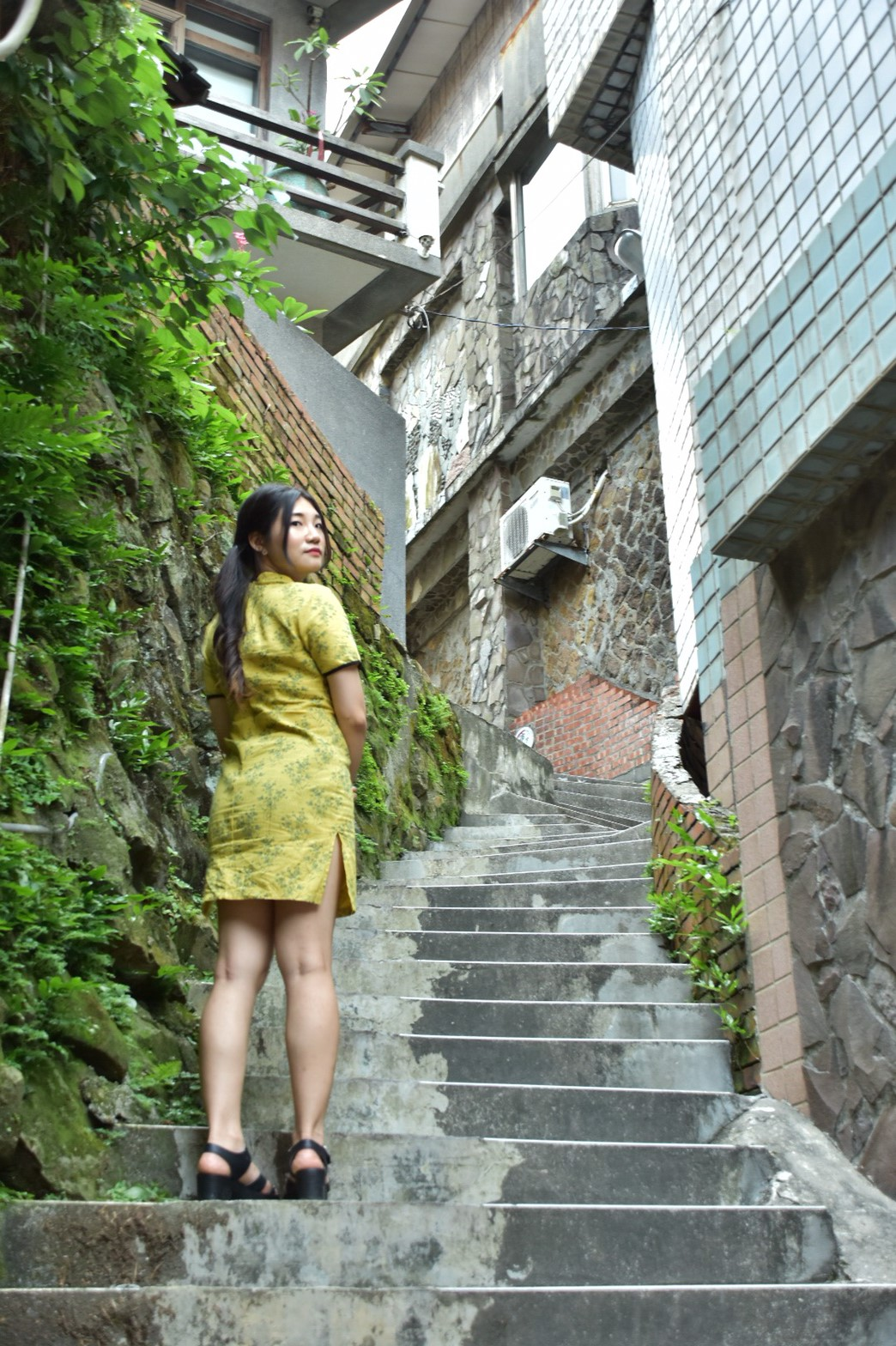 A Different life in Jiufen