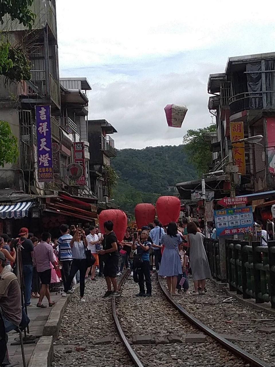 【Taipei Day Tour】Wonderful scenery in Pingxi