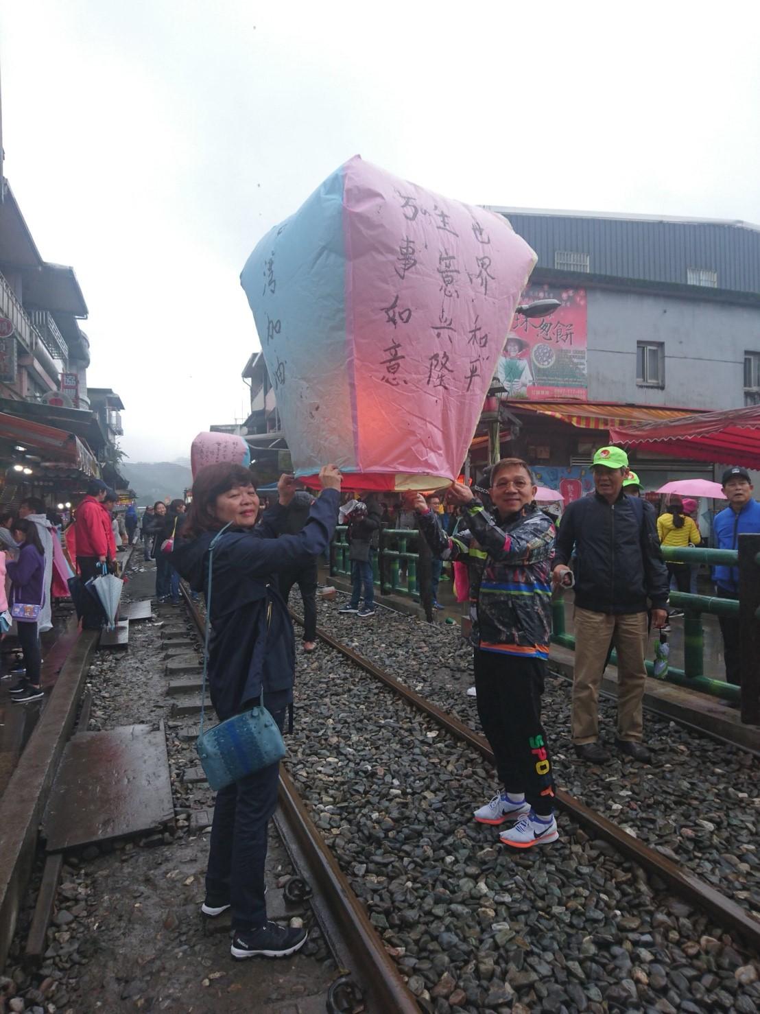 【Taipei Private Tour】Taipei day trip to Pingxi