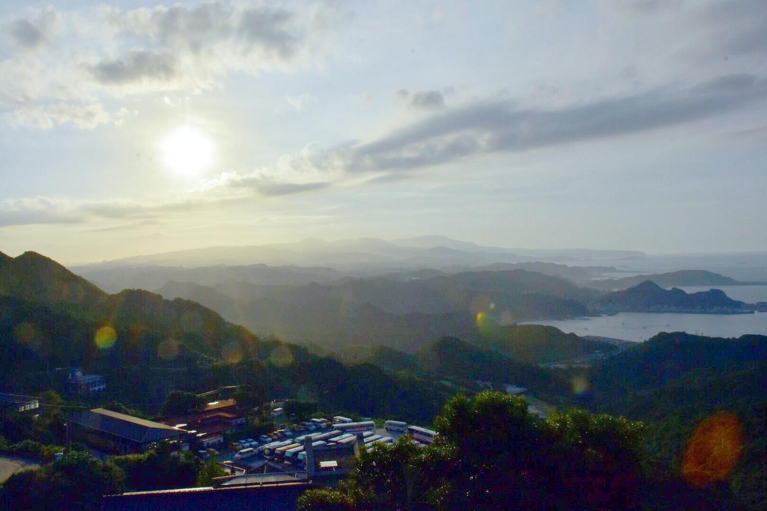 Taipei private tour and tour to Jiufen