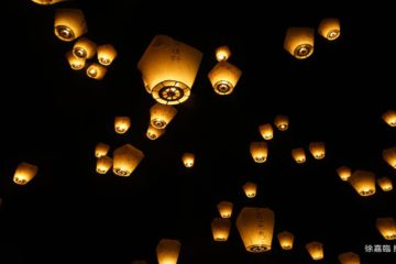 How Sky Lantern Involved in Eco-Conflicts & What Eco-Lantern Can Help