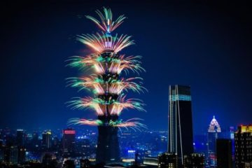 Top 3 Things To do To Celebrate 2020 New Year's Eve Around Taipei
