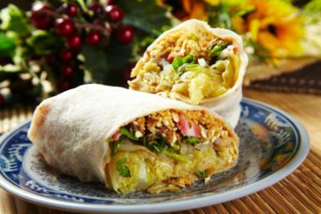 Popiah-The Traditional Fast-food In Taiwan