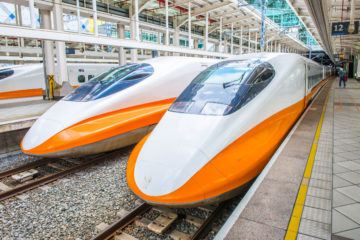 【Taiwan Travel Guide】 How To Take Taiwan High-Speed Rail 2020?