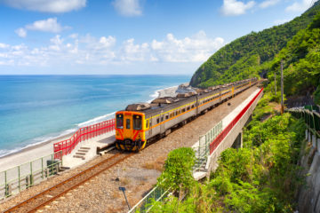 【Taiwan Travel Guide】  How to Take Taiwan Railway Train 2020?