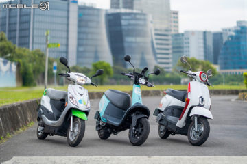 【About Taiwan】Asia First Scooter Sharing System in Taiwan: WeMo vs. iRent vs. GoShare