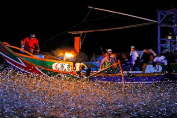 【Taiwan Tour】Sulfuric Fire Fishing- the Culture Heritage Asset in Taiwan
