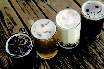 【About Taiwan】The Prequel of Bubble Tea Fever-Foam Black Tea