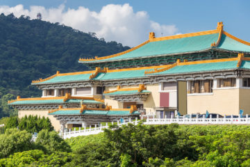 【Taiwan Tour】The Treasures in the National Palace Museum