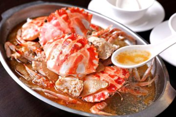 【Taiwan Festival】Holy Crab! It's the Season for Wangli Crab! Time to Dig In