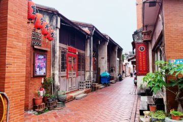 【Taiwan Tour】The Oldest Old Street in Taiwan – Lukang Old Street