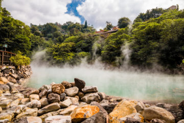 【Taipei Day Tour】Chillax in the Beitou Hot Spring