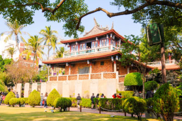 【Taiwan Tour】A Look Into The First Built City-Tainan