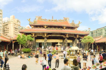 【Taipei Day Tour】Monga, Where the Story of Taipei Begins