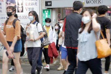 【About Taiwan】Covid19/Coronavirus Update: New Regulation implement