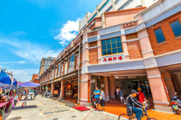 【Taipei Day Tour】Let's Stroll at Dadaocheng | Old Fashion is the New Trending