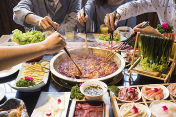 【Taipei Food Tour】What To Eat In Winter? Hot Pot Paradise – Taipei