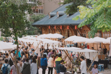 【Taipei Day Tour】Outdoor Creative & Flea Markets Are The Best Choice To Shop During Covid-19